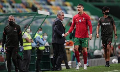 Cristiano Ronaldo jugó el partido contra España el día del robo en su vivienda.