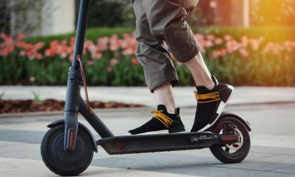 La patineta eléctrica, el vehículo ideal para recorrer la ciudad