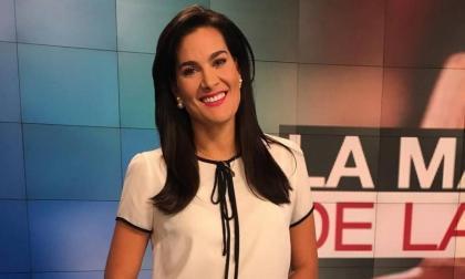 La presentadora Vanessa de la Torre renunció a Noticias Caracol