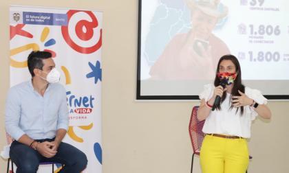 Ministerio de las Tic habilita internet gratis para colegios en Montería