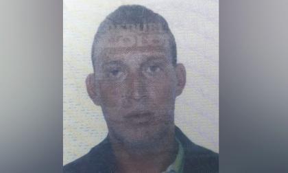 Alex Antonio Rolong Bruno, víctima.