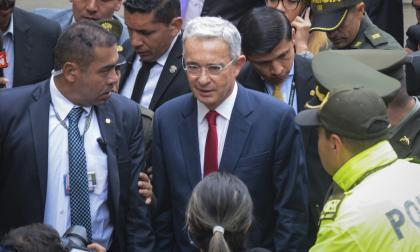 Latinos for Trump celebra libertad de Uribe