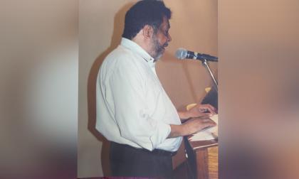 Muere Álvaro Miranda, poeta samario de la Generación sin Nombre