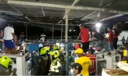 341 fiestas fueron suspendidas por Caravanas de Seguridad en Barranquilla