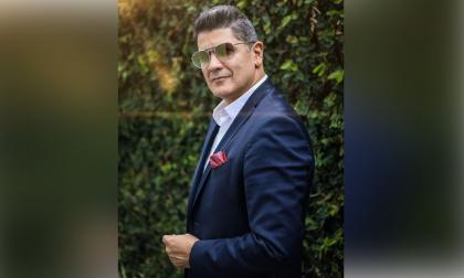 Eddy Herrera, merenguero dominicano.