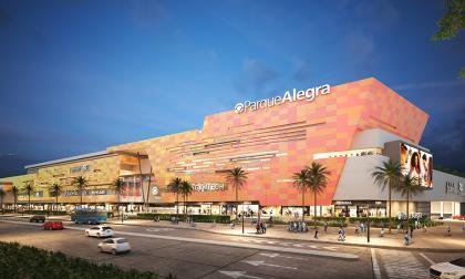 En el 2021 abrirá el CC Parque Alegra, la megaobra de Ospinas y Parque Arauco