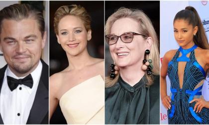 Leonardo DiCaprio, Jennifer Lawrence, Meryl Streep y Ariana Grande, harán parte del reparto de la cinta de Netflix.