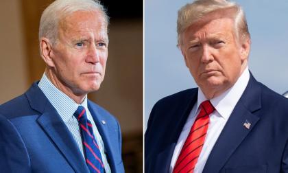 Crece la confianza de latinos en Biden, mientras que en Trump sigue estancada
