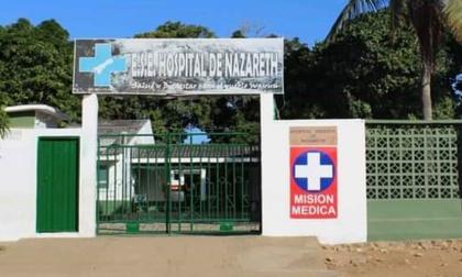 Hospital de Nazareth, el único centro asistencial en salud de La Guajira Extrema.