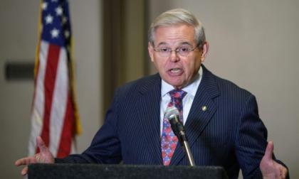 Senador demócrata Bob Menéndez.