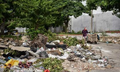 Basureros se multiplican en las calles de Barranquilla