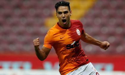 Falcao y Rodallega  se reportan  en Turquía