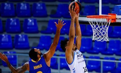 El barranquillero Jaime Echenique anotó 17 puntos frente al Barcelona.