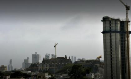 En video   Alcaldía de Cartagena gestiona demolición del edificio Aquarela
