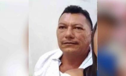 Miguel Mejía uno de los tres asesinados en la confrontación de dos clanes wayuu.