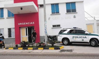 Motociclista chocó contra un taxi y falleció