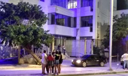 Balacera dejó dos muertos en Santa Marta