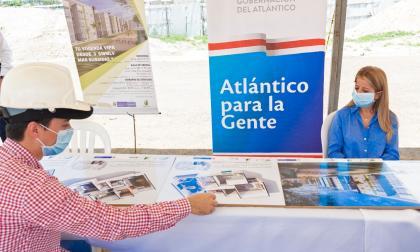 Gobernación otorgará 5 mil subsidios para vivienda en el Atlántico