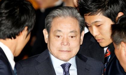 Fallece el presidente de Samsung, Lee Kun-hee, la mayor fortuna surcoreana