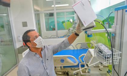 La pandemia deja una red pública fortalecida en Cesar