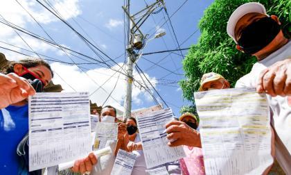 Denuncian cobros excesivos en las facturas de energía en Barranquilla