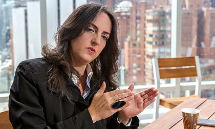 María Fernanda Cabal.