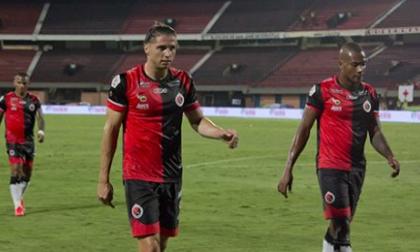 Cúcuta Deportivo marcha en la antepenúltima posición de la Liga con solo 14 puntos en 16 partidos disputados.
