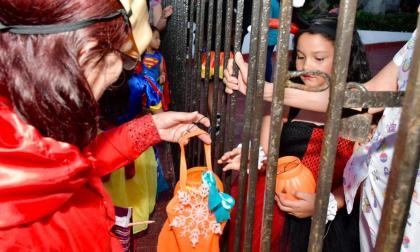 En el departamento queda prohibido pedir dulces durante la noche de Halloween y el Día de los Angelitos.