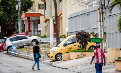 """""""Los andenes volverán a ser de los peatones"""": alcalde Pumarejo"""