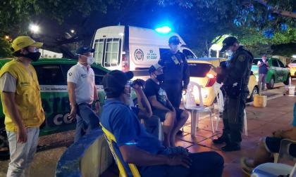 Policía interviene 170 fiestas y cierra cinco locales en noche de Halloween