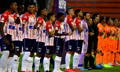 Junior cayó 1-0 en su visita a Envigado por la Liga BetPlay.
