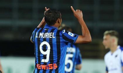 Muriel supera la barrera de los 70 goles en el 'Calcio'