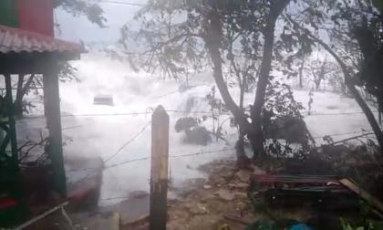 Unos 8.000 damnificados en la región Caribe por lluvias de huracán Eta