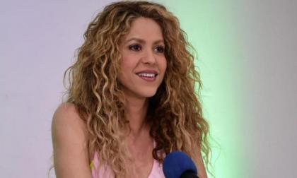 Shakira muestra su afinidad por Biden e invita a los latinos en EE.UU a votar
