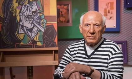 Pablo Picasso fue un pintor y escultor español, creador, junto con Georges Braque, del cubismo.