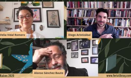 En su primer foro, Libraq 2020 aventura por el origen de los escritores