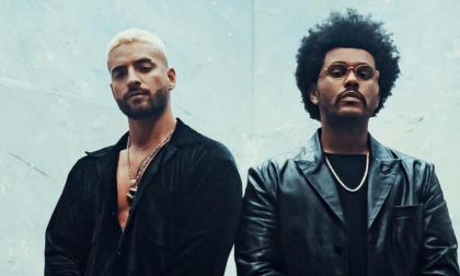 En video | El remix de 'Hawái' con toque bilingüe, Maluma y The Weeknd