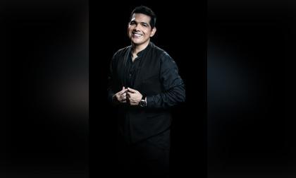 Peter Manjarrés realizará su primer concierto virtual este 13 de noviembre.