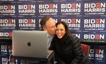 ¿Cómo se supone que debemos llamar al esposo de Kamala Harris?