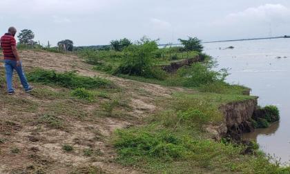 En video   Lanzan alerta por puntos críticos de erosión en El Piñón