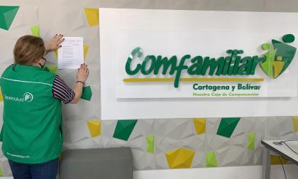 Supersalud liquida el Programa de Salud Comfamiliar Cartagena y Bolívar
