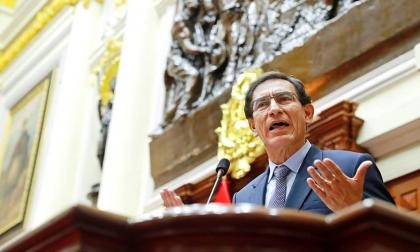 Vizcarra, otro presidente latinoamericano que no termina su mandato