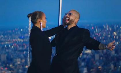 Jennifer López y Maluma aplazan su película 'Marry Me'