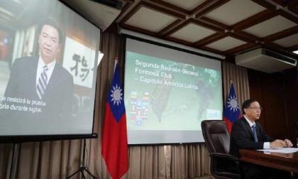 Lamentan exclusión de Taiwán de la OMS