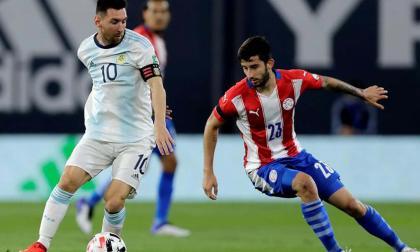 Argentina y Paraguay sellaron un intenso empate en Buenos Aires