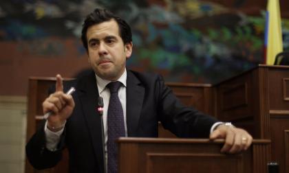 Senador Rodrigo Lara renuncia a Cambio Radical