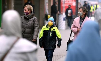 Los contagios de coronavirus siguen marcando cifras récord en el mundo