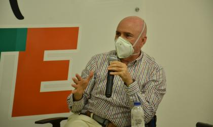 Salim Mattar Velilla, doctor en microbiología e investigador de este importante estudio en Montería.
