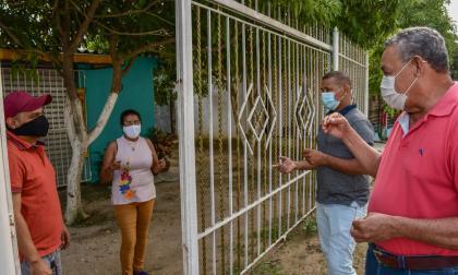 Líderes comunales, los guardianes de los barrios en la pandemia