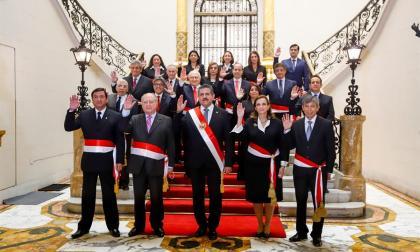 Merino y sus exministros pueden recibir hasta 35 años de cárcel en Perú